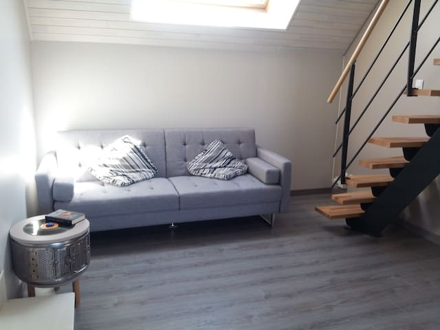 Accomodation 2/4 people, town centre, near the sea - Muzillac - Apartament