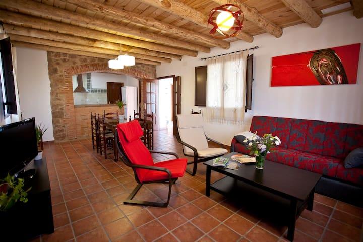 Casa Rural La Serrana de Aracena - Aracena - Hus