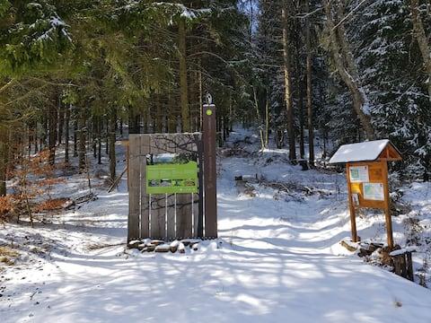 Nemzeti park üdülőház Sophia-Luisa