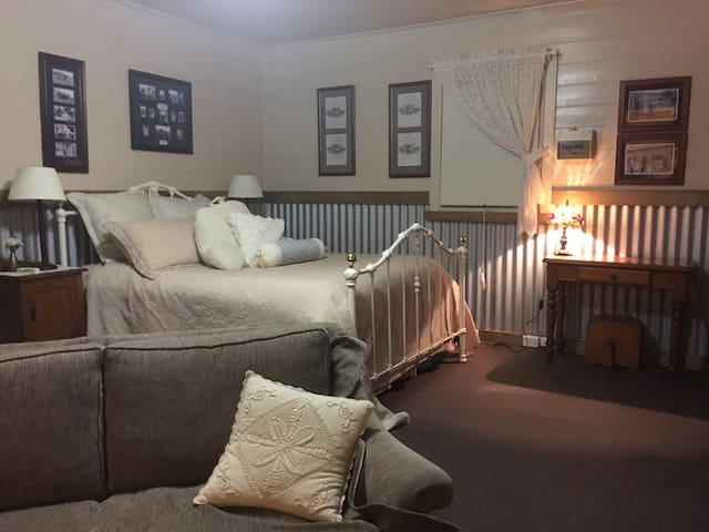 Springbank Bnb converted dairy to a beautiful one bedroom accomodation