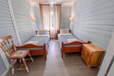 River Villa small house