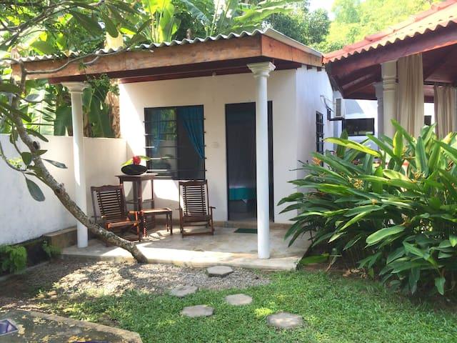 Paradise Garden  (Garden Room)