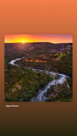 Brendan's guidebook to Brigadoon and the Swan Valley