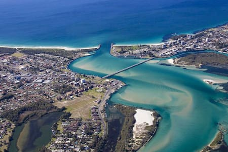 Mansfield at the Beach - Forster Holiday Apartment - Forster - Appartamento