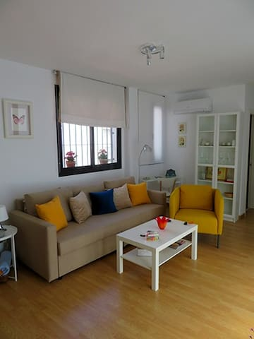 The most charming apartment in Sevilla