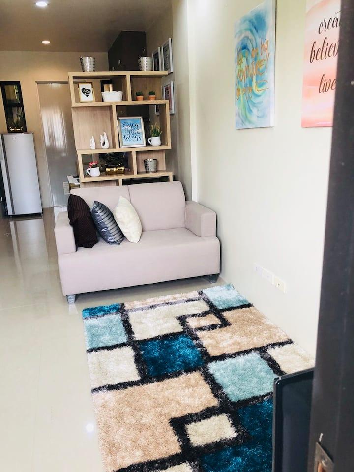 Mailz Haven #6 2BR Cozy Apartment 750m Near SM