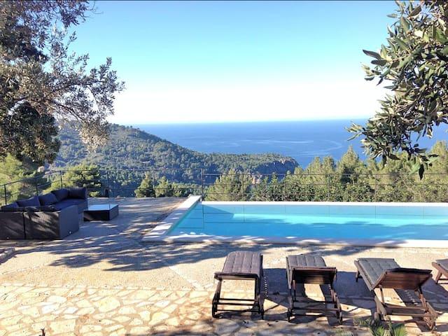 DeiaPrivate Villa -sea views & pool - Deià - 別墅