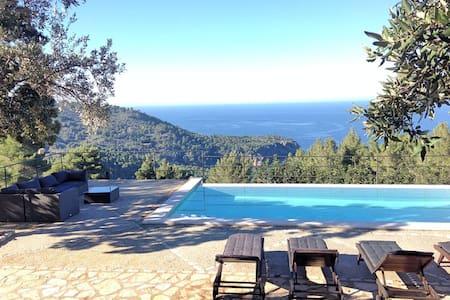 DeiaPrivate Villa -sea views & pool - Deià - 别墅