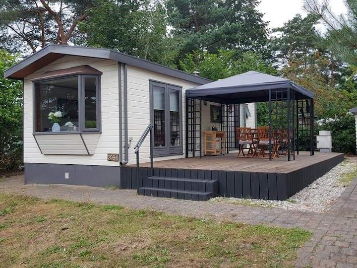 Heerlijk recreeren op luxe camping nabij Toverland
