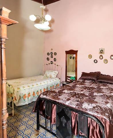 Alba Hostal, Habitación 2 - Santa Clara - Apartment