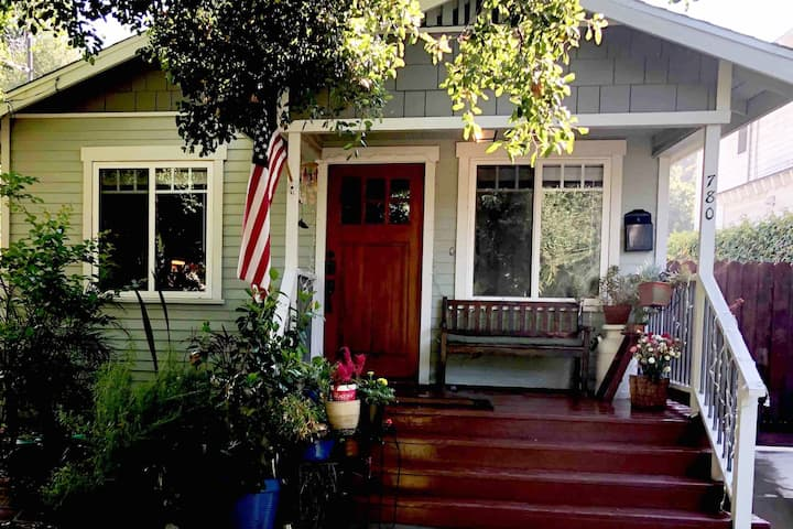 PASADENA ROSEBOWL HOME! 2B/2B Best Location!