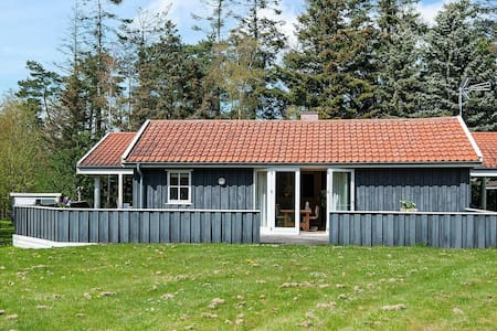 Lujosa casa de vacaciones en Jutland con hidromasaje
