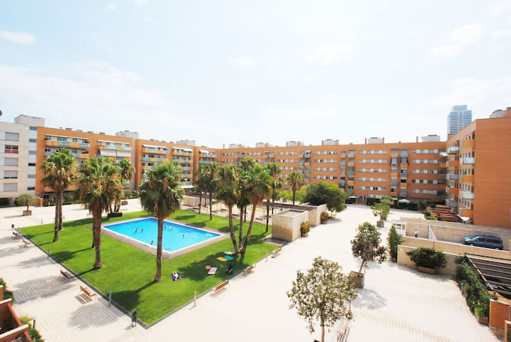 Barcelona - Playa Marina