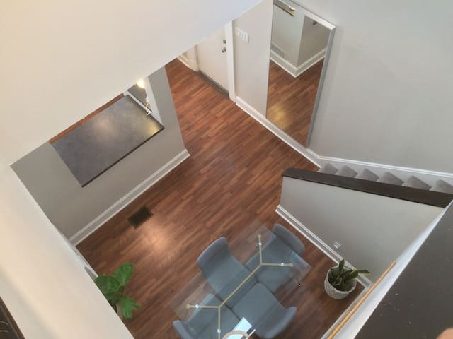 Dining Area from 2nd floor