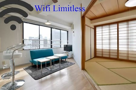 Conv. area of ​​Shinjuku ・・ Room on top floor 10F - 1-12-1 Hyakunin-cho  Shinjuku-ku