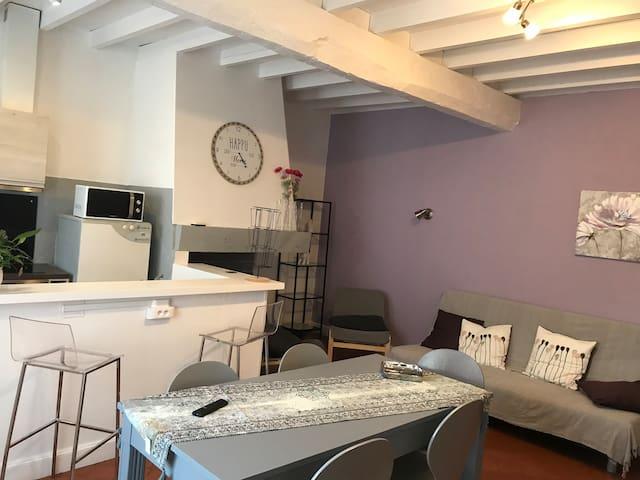 Maison dans village de caractère , Hautes-Pyrénées
