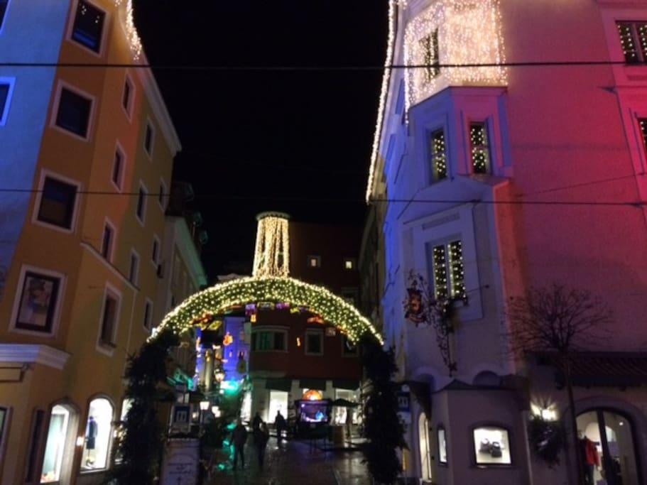 Advent in Gmunden