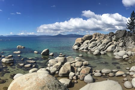 Hidden Gem in Lake Tahoe's North Shore! Location! - Kings Beach - Sorház