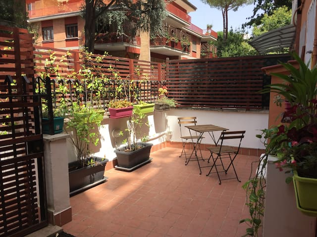 Nice and quiet apartment - Roma - Apartment