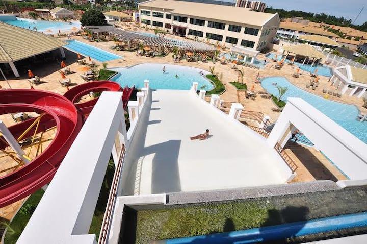 Hotel Lacqua Di Roma- Lazer, diversão e descanso!!