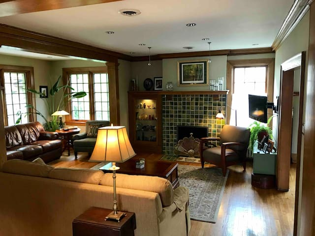 Quiet, Centrally Located Shadyside Pittsburgh Home