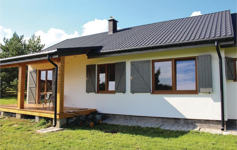 Semi-Detached with 1 room on 30 m² in Kolczewo