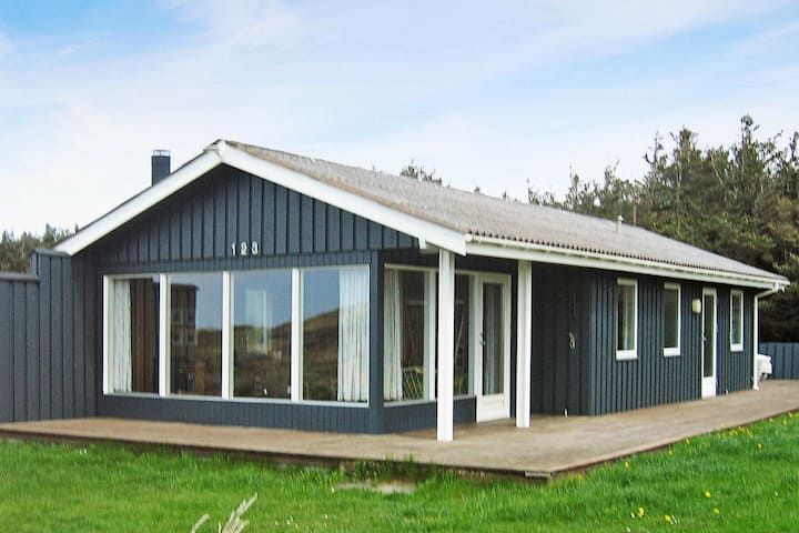Quaint Holiday Home in Løkken Jutland With Stunning View