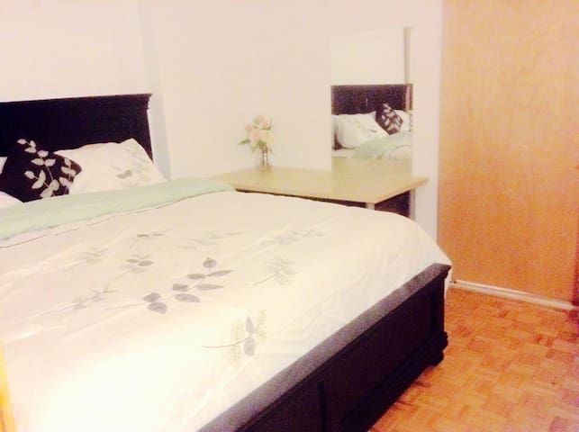 Private bedrooms in DT Montreal - Montreal - Byt