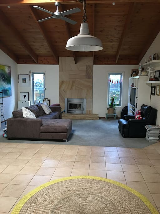 Second living space
