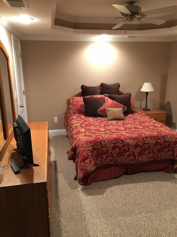 Private basement apartment - Loganville - Casa