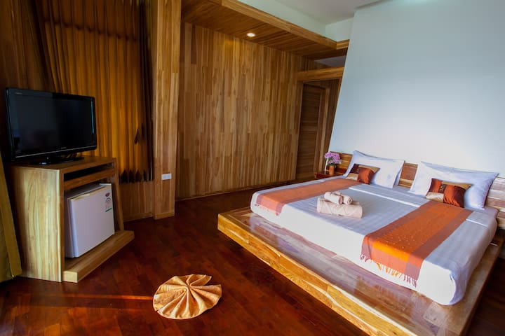 Sweet bungalow with view in Koh Lipe