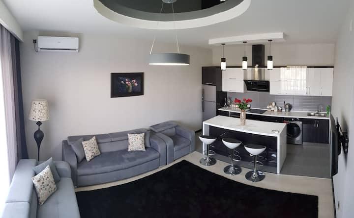 Lux apartment .Пентхаус с двумя спальнями .