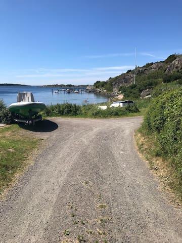 Sommar idyll i Särö!