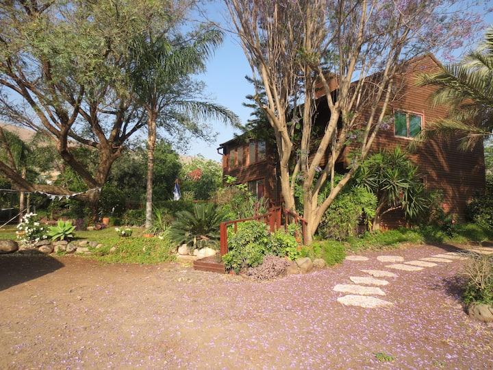 Yavne'el Bed & Breakfast - Galilee