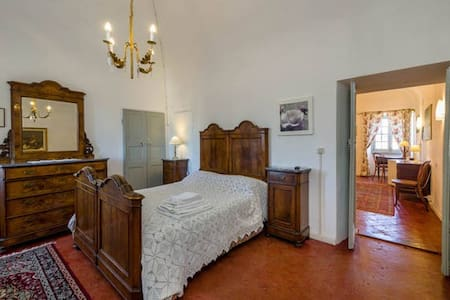 B&B Castello di Tassarolo-Suite - Tassarolo - Bed & Breakfast