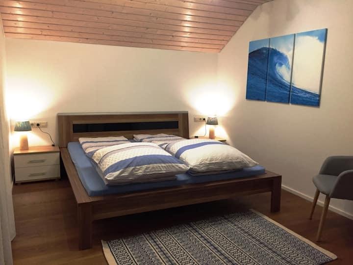Gemütliches Privatzimmer in Doppelhaushälfte