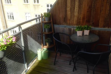 Cozy two bedroom apartment in Aalborg - Appartement