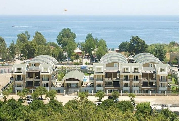 Апартаменты Sultan Homes Kemer - Antalya - Appartement