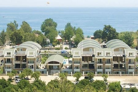 Апартаменты Sultan Homes Kemer - Appartement