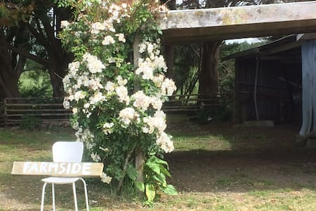 FARMSIDE ACCOMMODATION- your peaceful hideaway - Opotiki