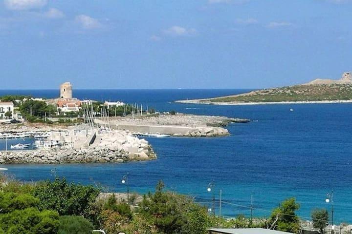 Casa Vacanze la Mia Rosetta a pochi passi dal mare - イーゾラ・デッレ・フェンミネ