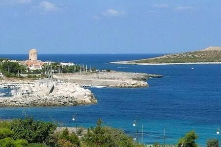 Casa Vacanze la Mia Rosetta a pochi passi dal mare - Isola delle Femmine - House