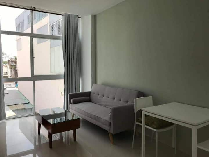 1 bed room apartment in Tran Hung Dao, Dist 1