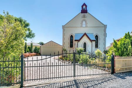 THE CHURCH - Gawler/Barossa Region - Willaston - Hus