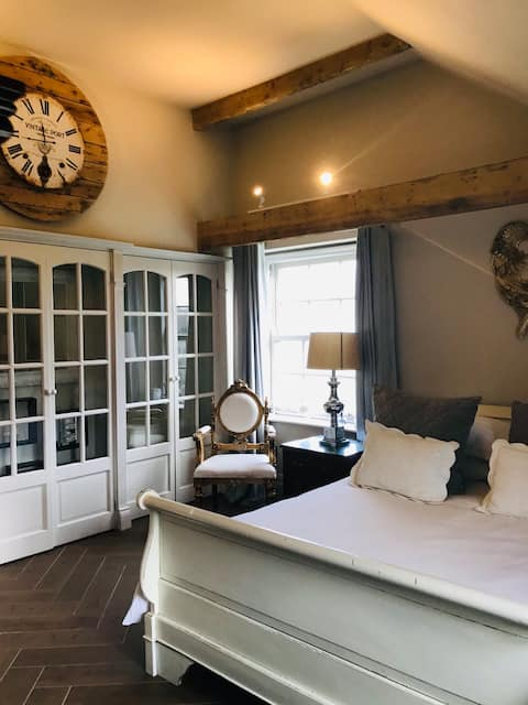 Lofty Nook - Cosy private guest annexe
