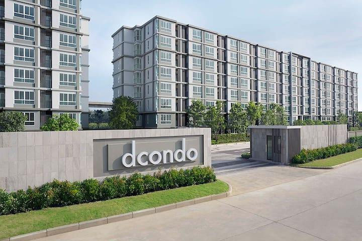 Dcondo Onnut-Rama9 - TH - Apartament