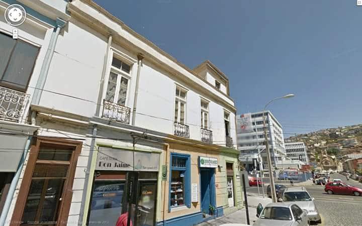 Habitación centro Valparaíso pasos Hospital Van B.
