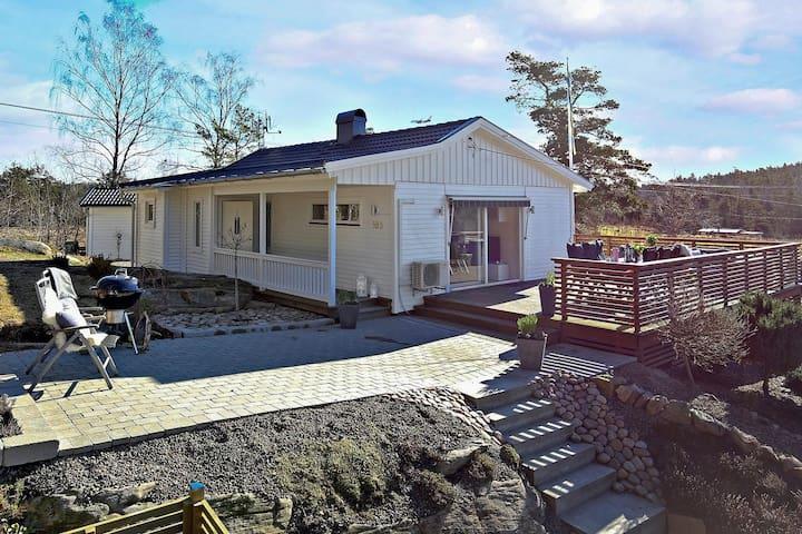 Sjövilla strax utanför Göteborg - Björröd-Landvetter - Vila