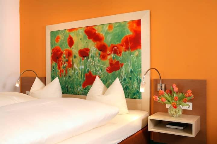 Hotel Münchner Hof (Regensburg), Doppelzimmer Komfort