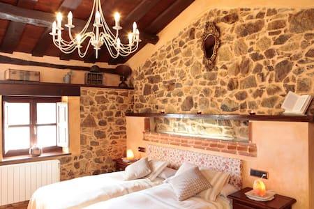 Acogedora casa en Cabranes - Giranes